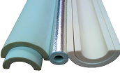 Supapir is a CFC & HCFC free rigid closed cell polyisocyanurate insulation.